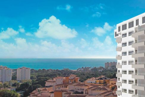 Apartments 2 Bedrooms For Sale in Orihuela Costa