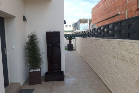 3 Bedrooms Villas For Sale in Marabu - rojales