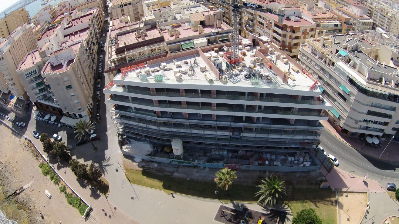 Apartments For Sale with 3 Bedrooms and Terrace in Torrevieja