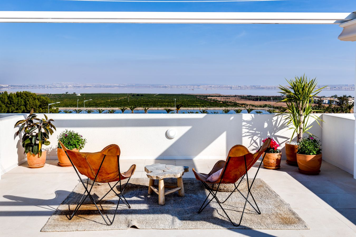 Bungalows with 2 or 3 Bedrooms, Garden, Terrace and Solarium in Torrevieja