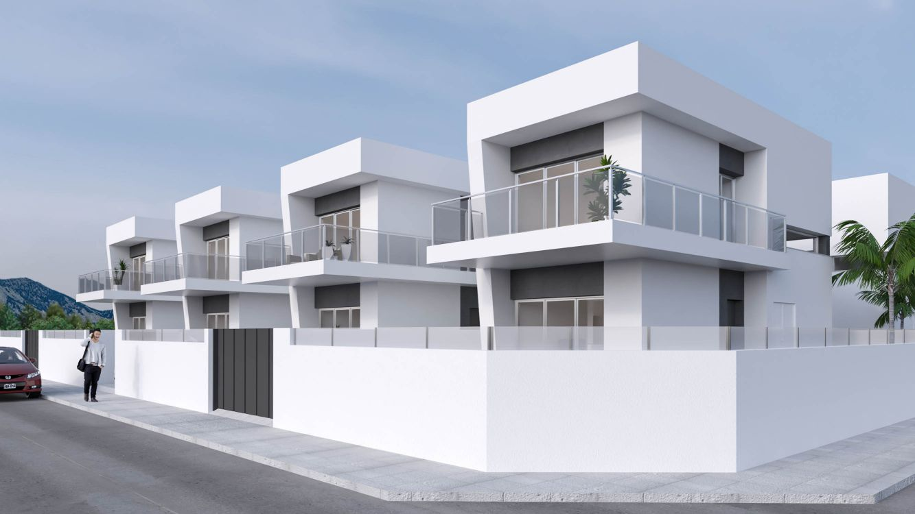 Villas in Daya Vieja For Sale with 3 Bedrooms and Swimming pool