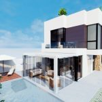 Villa with 3 bedrooms and basement in Torrevieja