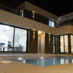 Villa with garden and private swimming pool in benijofar