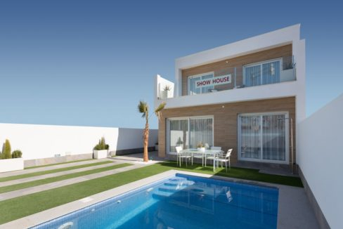 Villas 3 Bedrooms For Sale San Pedro del Pinatar