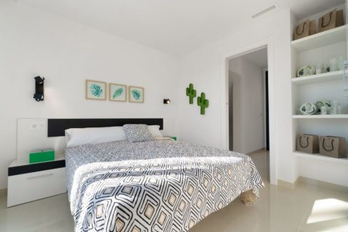 Villas with 3 bedrooms, swimming pool and solarium in San Miguel (14)