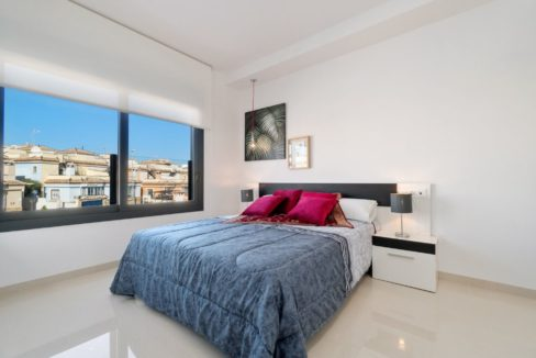 Villas with 3 bedrooms, swimming pool and solarium in San Miguel (15)