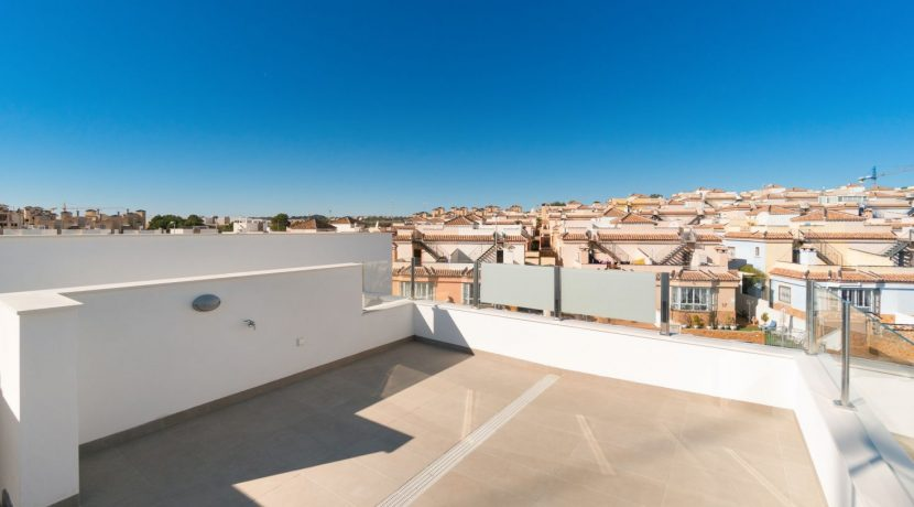 Villas with 3 bedrooms, swimming pool and solarium in San Miguel (19)