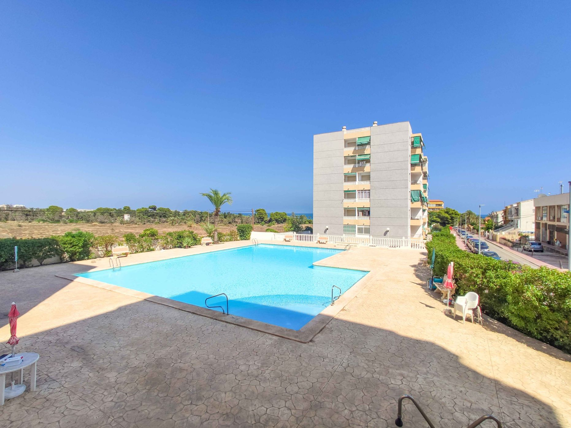 Apartment 2 Bedrooms with Sea Views For Sale in Punta Prima