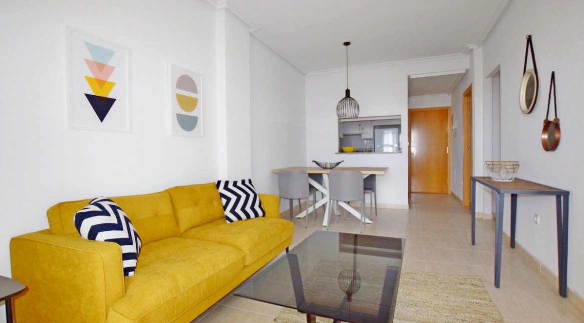 2 Bedrooms apartments For Sale Near la Mata Beach
