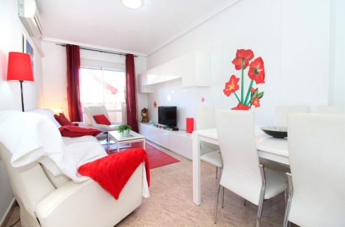 3 Bedrooms Penthouse Just 300 Meters From The Beach