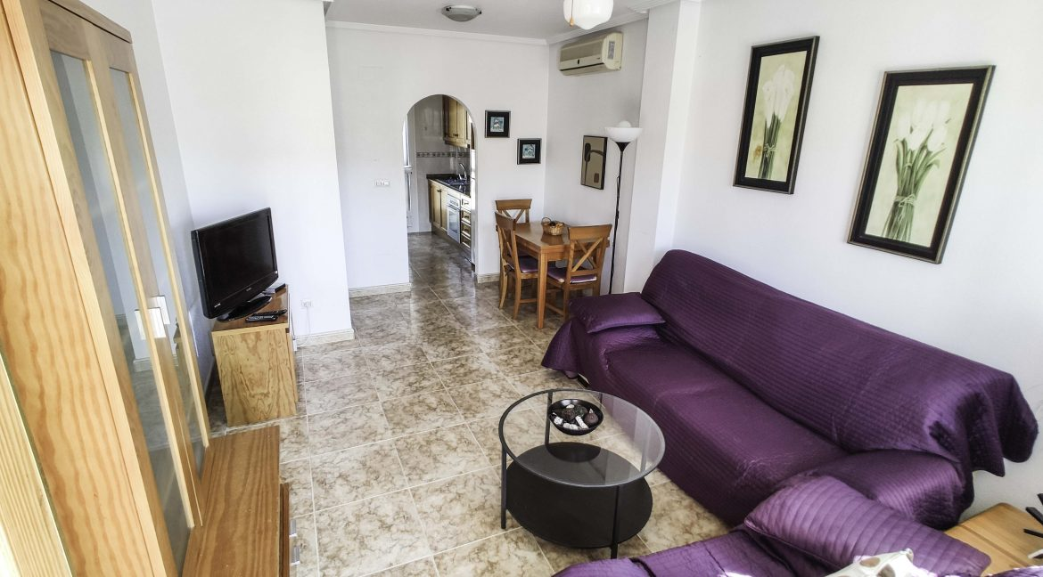 2 Bedroms Top Floor Apartment For Sale in Punta Prima Beach (3)