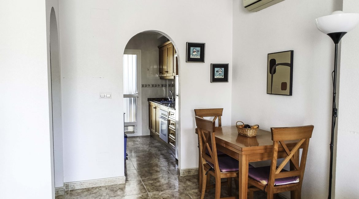 2 Bedroms Top Floor Apartment For Sale in Punta Prima Beach (4)