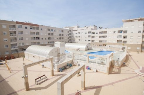 2 Bedrooms Apartment With Swimming Pool For Sale Torrevieja