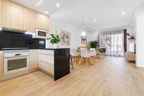 2 Bedrooms New Build Bungalows For Sale in Los Altos Torrevieja (25)