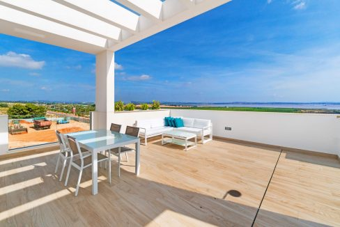 2 Bedrooms New Build Bungalows For Sale in Los Altos Torrevieja (28)