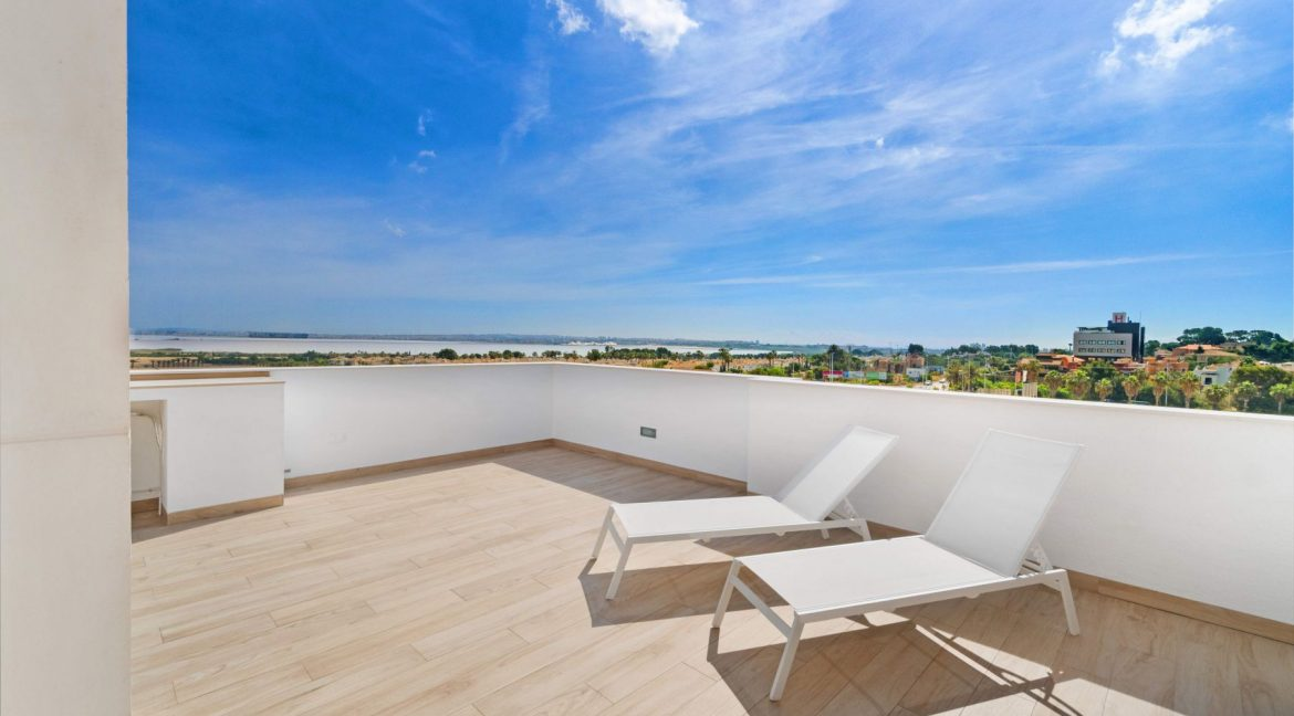 2 Bedrooms New Build Bungalows For Sale in Los Altos Torrevieja (29)