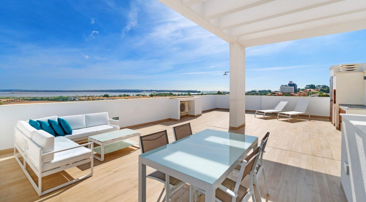2 Bedrooms New Build Bungalows For Sale in Los Altos Torrevieja (30)