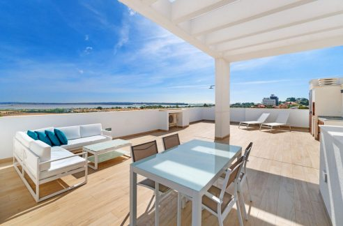 2 Bedrooms New Build Bungalows For Sale in Los Altos Torrevieja