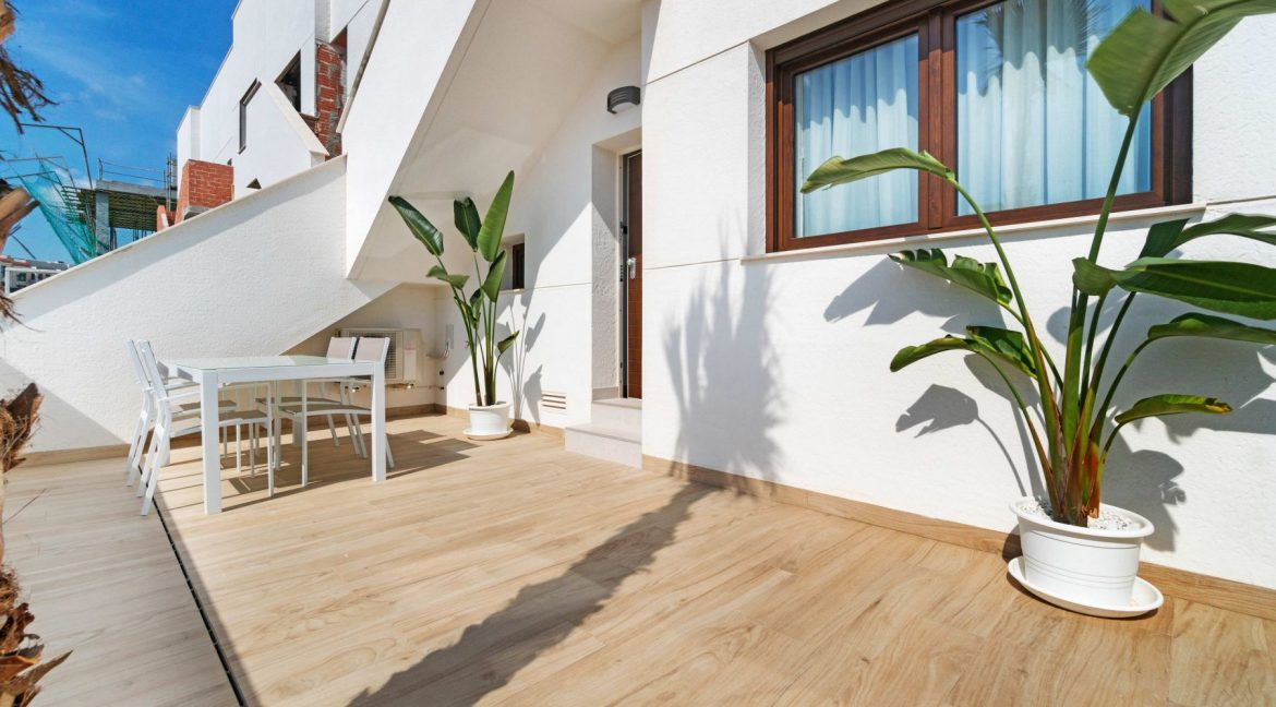 2 Bedrooms New Build Bungalows For Sale in Los Altos Torrevieja (31)