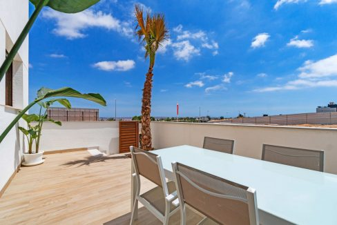 2 Bedrooms New Build Bungalows For Sale in Los Altos Torrevieja (32)