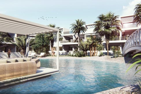 2 Bedrooms New Build Bungalows For Sale in Los Altos Torrevieja (9)