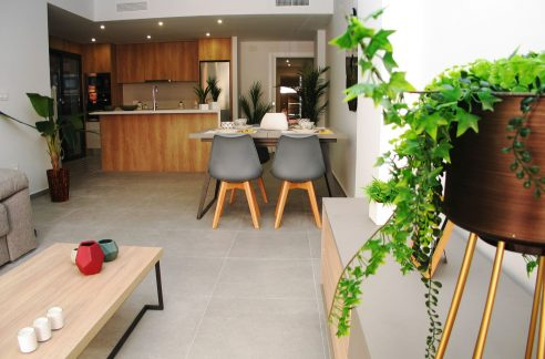 2 and 3 Bedrooms Apartments For Sale in Bigastro