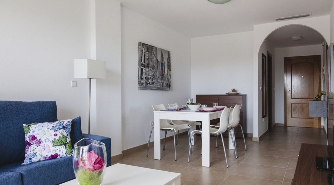 2 and 3 Bedrooms Apartments in Campo Amor - Orihuela Costa (9)