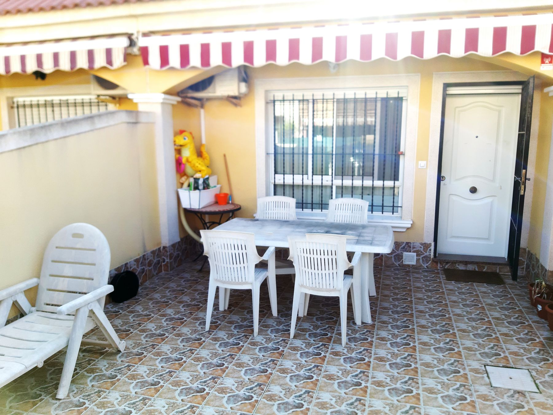 3 Bedrooms Townhouse For Sale Near the Beach in San Pedro del Pinatar