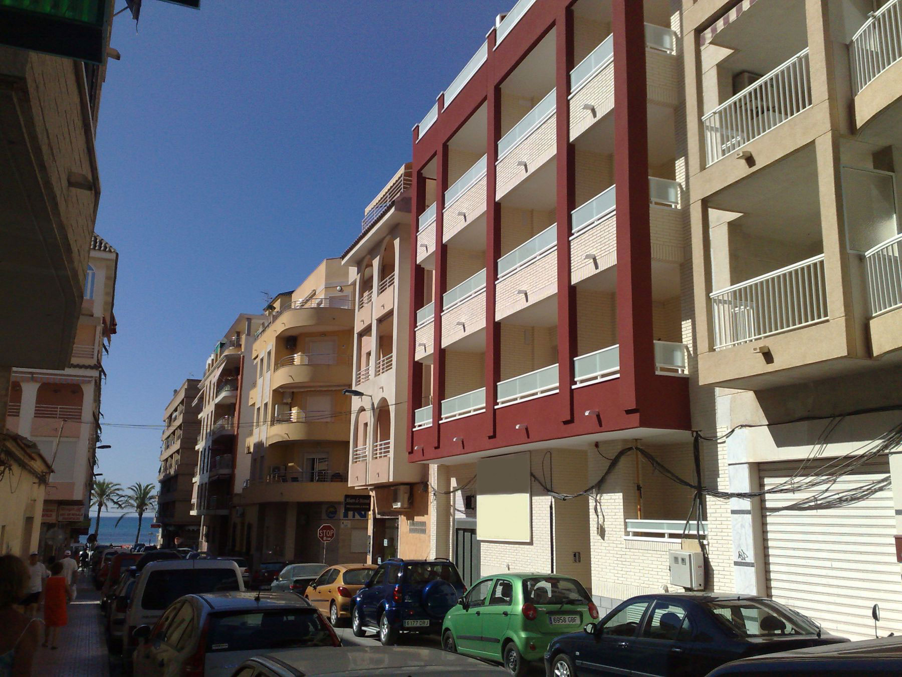 1 or 2 Bedrooms Apartments For Sale in Torrevieja Near El Cura Beach