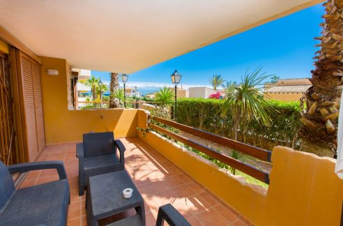 3 Bedrooms Apartment For Sale in La Recoleta Punta Prima