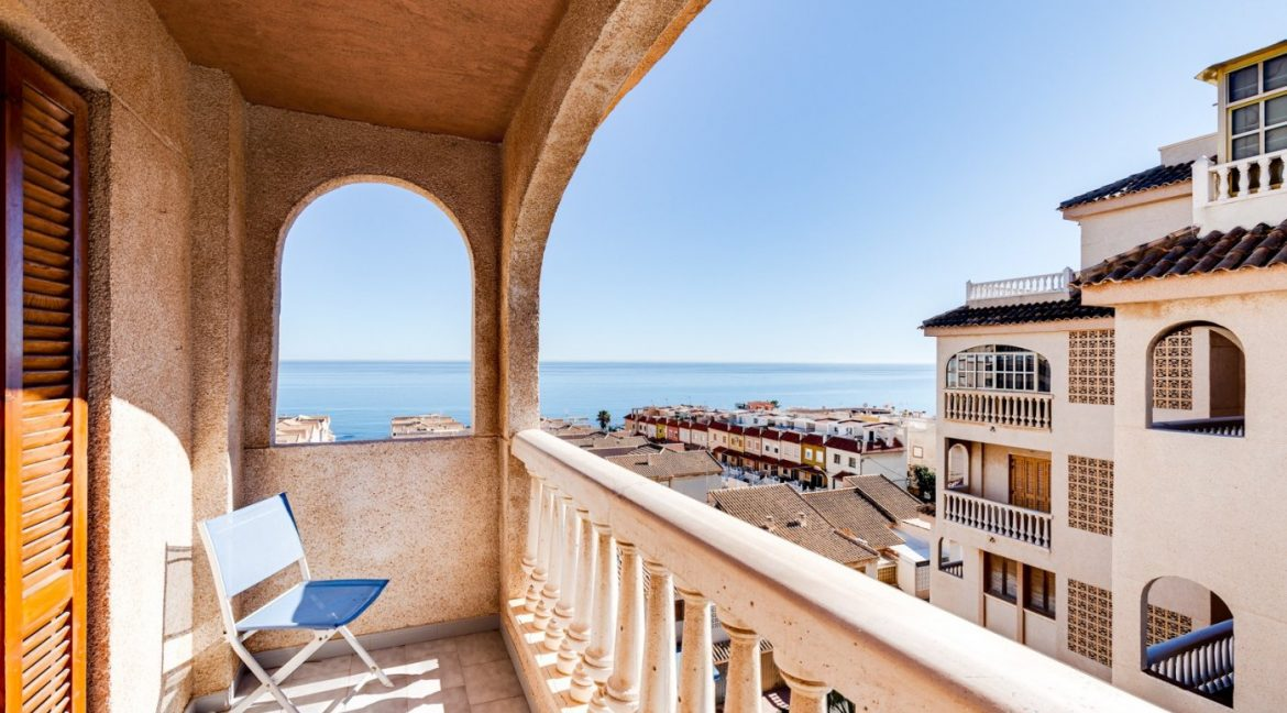 3 Bedrooms Apartment With Sea Views in Cabo Cervera For Sale (39)