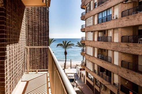 3 Bedrooms Apartment with Sea Views Near El Cura Beach