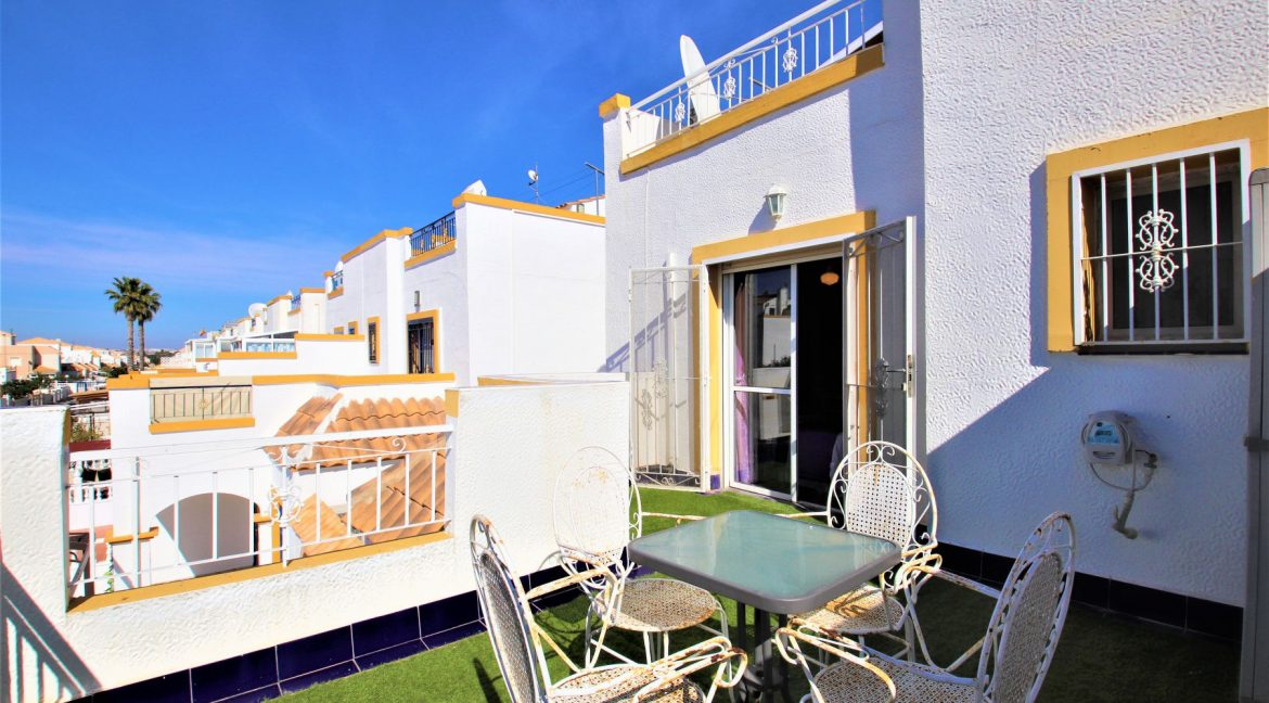 3 Bedrooms townhouse with parking for sale in Torrevieja (31)