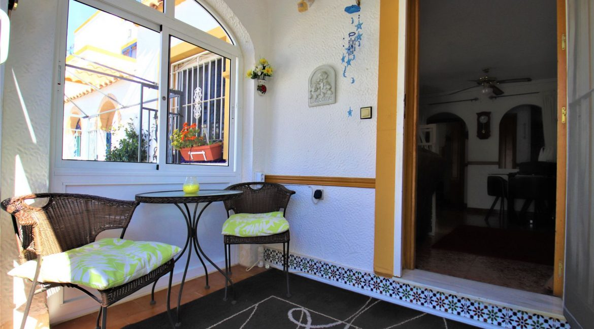 3 Bedrooms townhouse with parking for sale in Torrevieja (9)