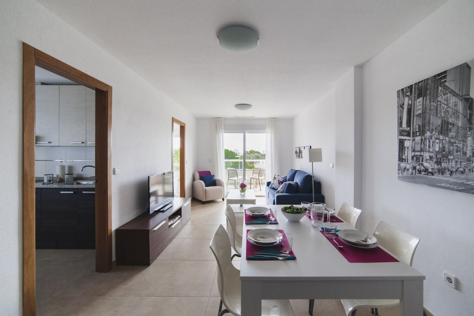 2 and 3 Bedrooms Apartments For Sale in Campoamor - Orihuela Costa