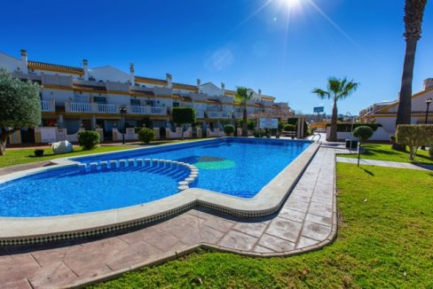 Townhouse for sale in Cabo Roig Orihuela Costa
