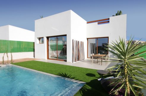 Newly Built 3 Bedrooms Villas For Sale In Benijofar