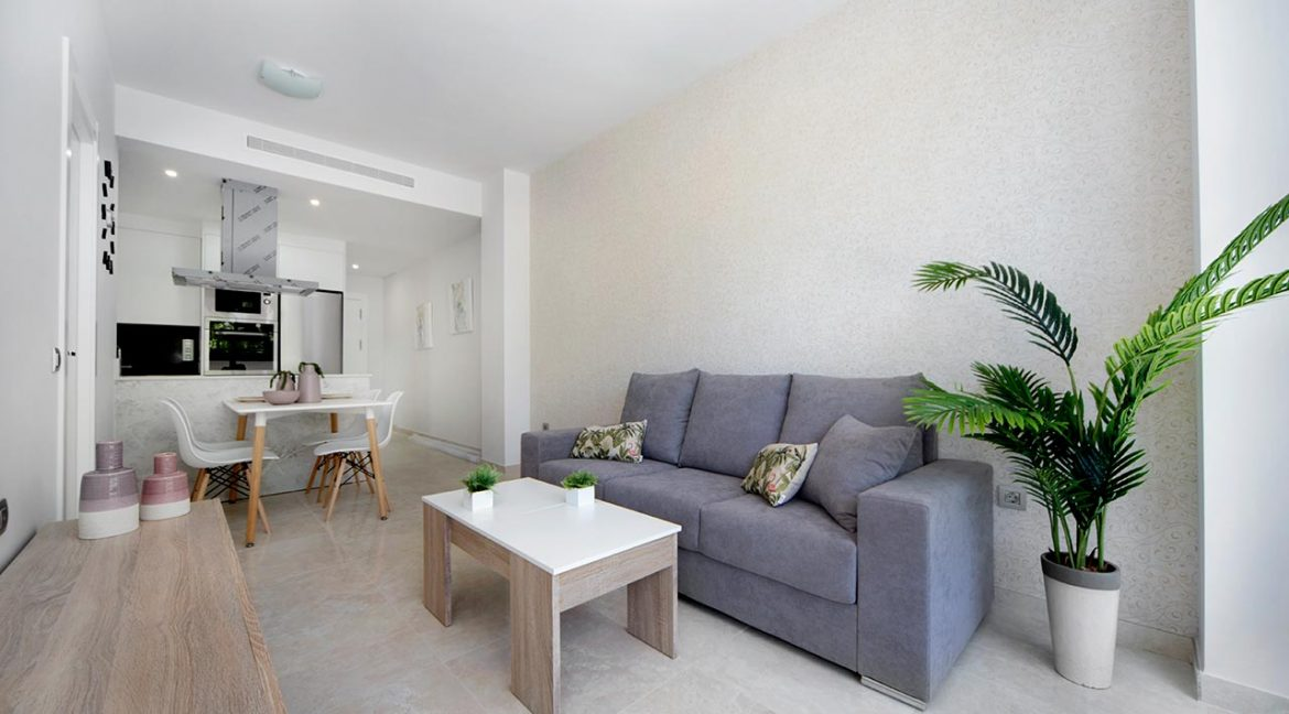 New Built Apartments For Sale Torreviejaale Torrevieja---living-(5)