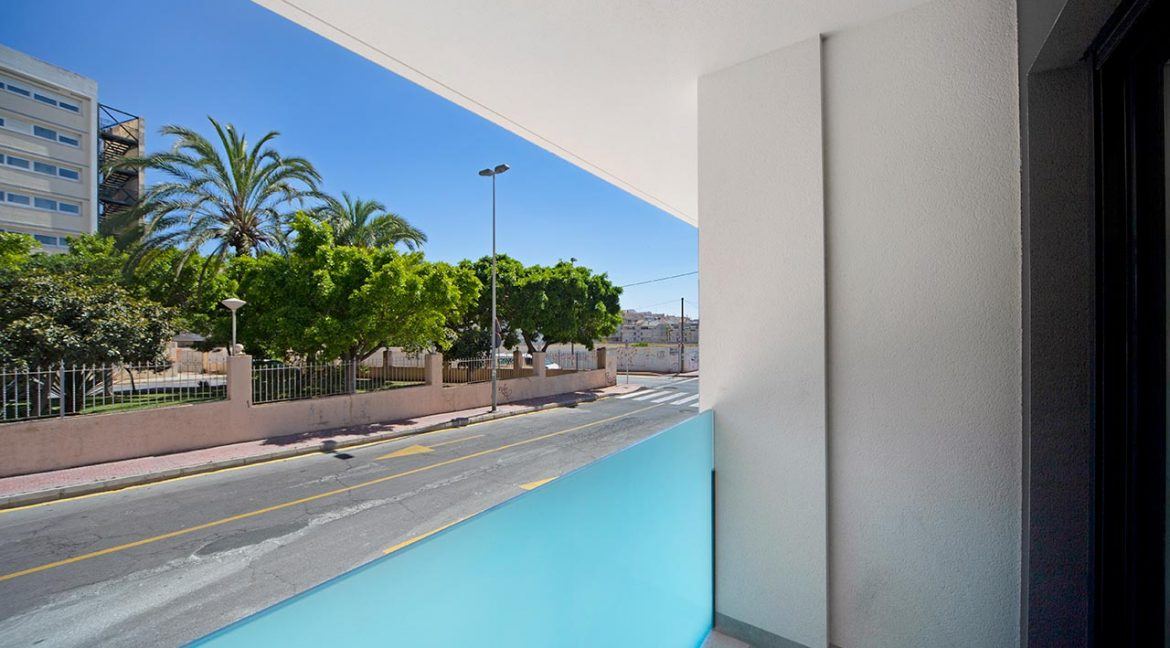 New Built Apartments For Sale Torrevieja