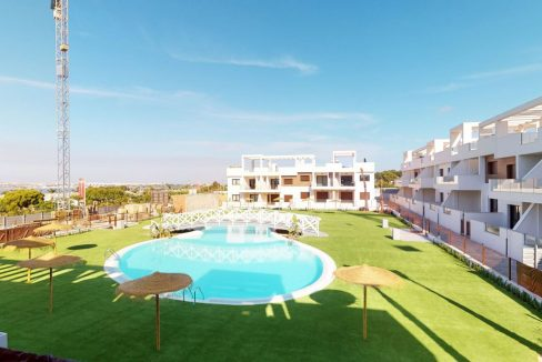 Luxury 2 And 3 Bedrooms Bungalows In Torrevieja With Swimming Pool (2)