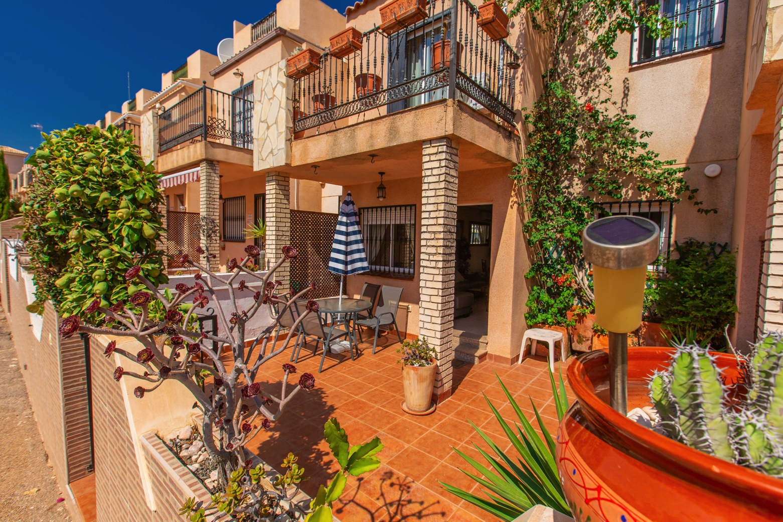 Duplex Townhouse With 3 Bedrooms For Sale Near the Punta Prima Beach