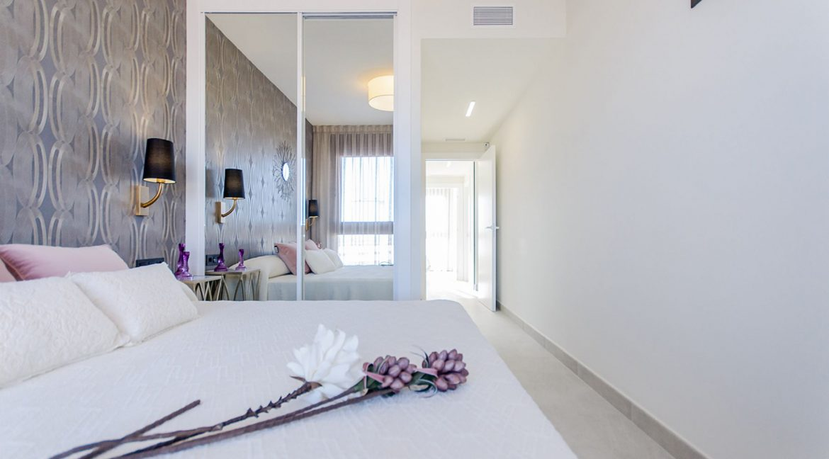 2 AND 3 BEDROOMS APARTMENTS FOR SALE IN LOS BALCONES - TORREVIEJA (18)