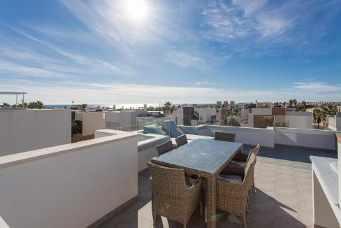 3 Bedrooms Detached Luxury Villa For Sale With Basement In Torrevieja