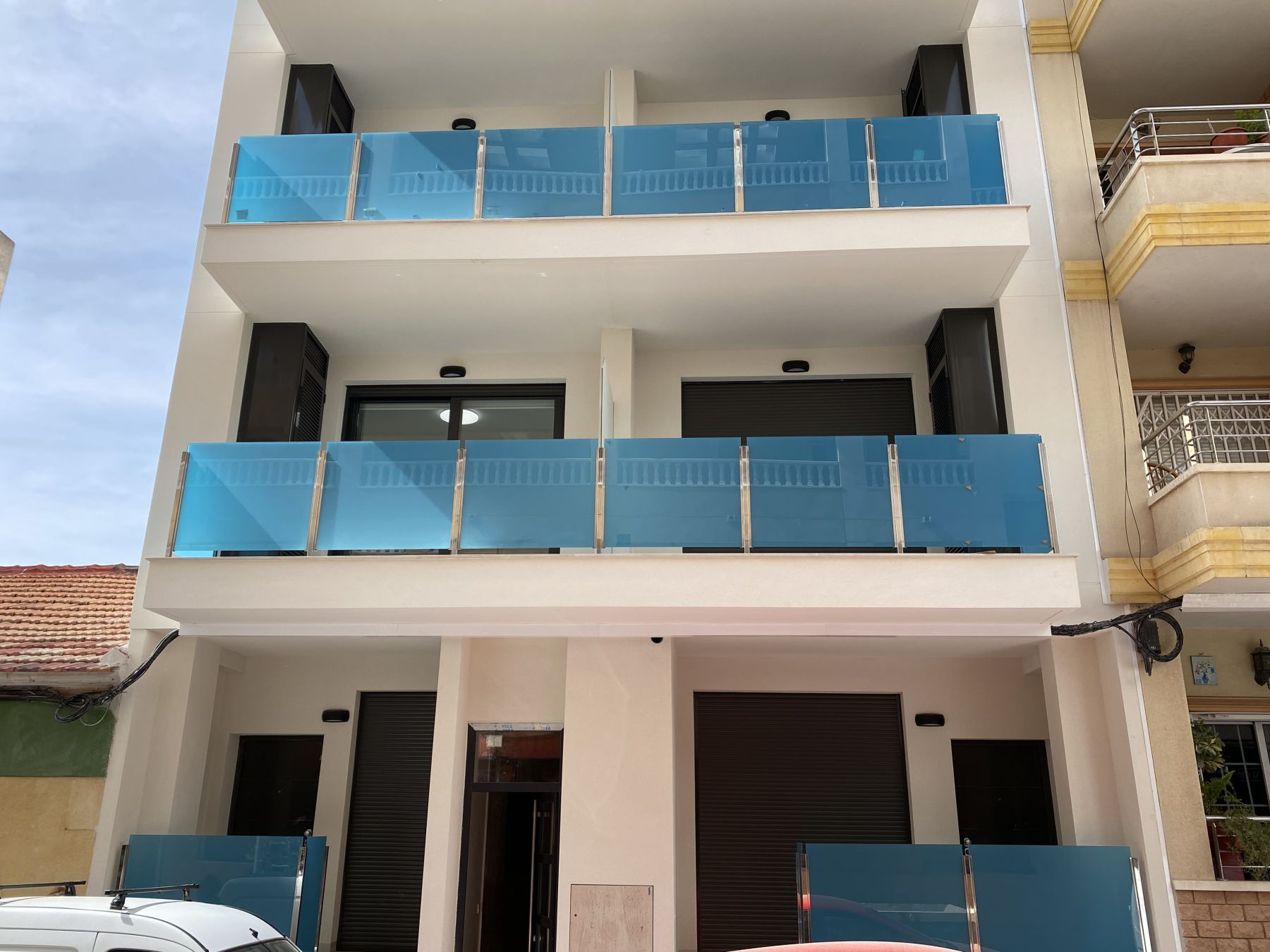 3 Bedrooms New Buid Apartments For Sale in Playa del Cura - torrevieja