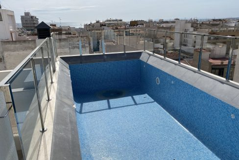 3 Bedrooms New Buid Apartments For Sale in Playa del Cura - torrevieja (34)