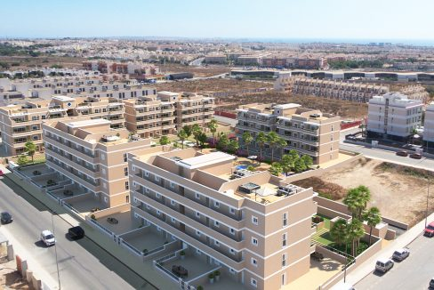 3 bedrooms and 2 bathrooms Apartments For Sale Close to the Villamartin Golf Course (2)