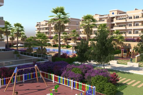 3 bedrooms and 2 bathrooms Apartments For Sale Close to the Villamartin Golf Course (7)