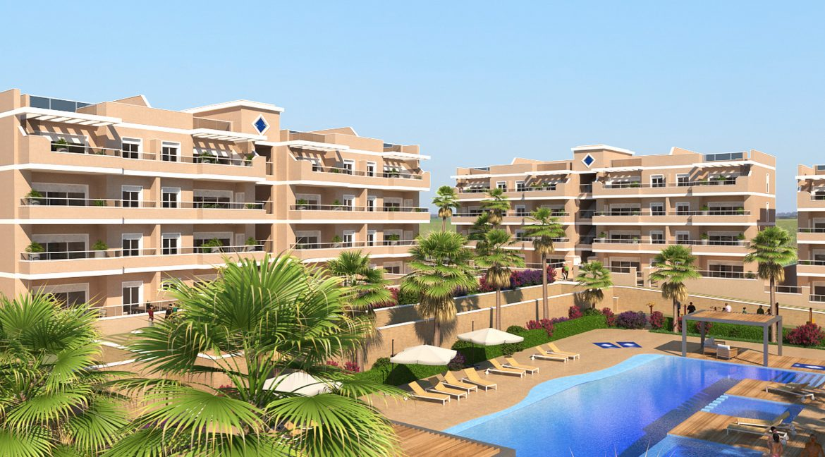 3 bedrooms and 2 bathrooms Apartments For Sale Close to the Villamartin Golf Course (8)