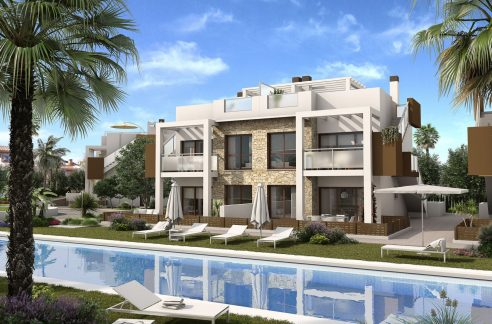 3 Bedrooms Apartments For Sale in Los Balcones - Torrevieja