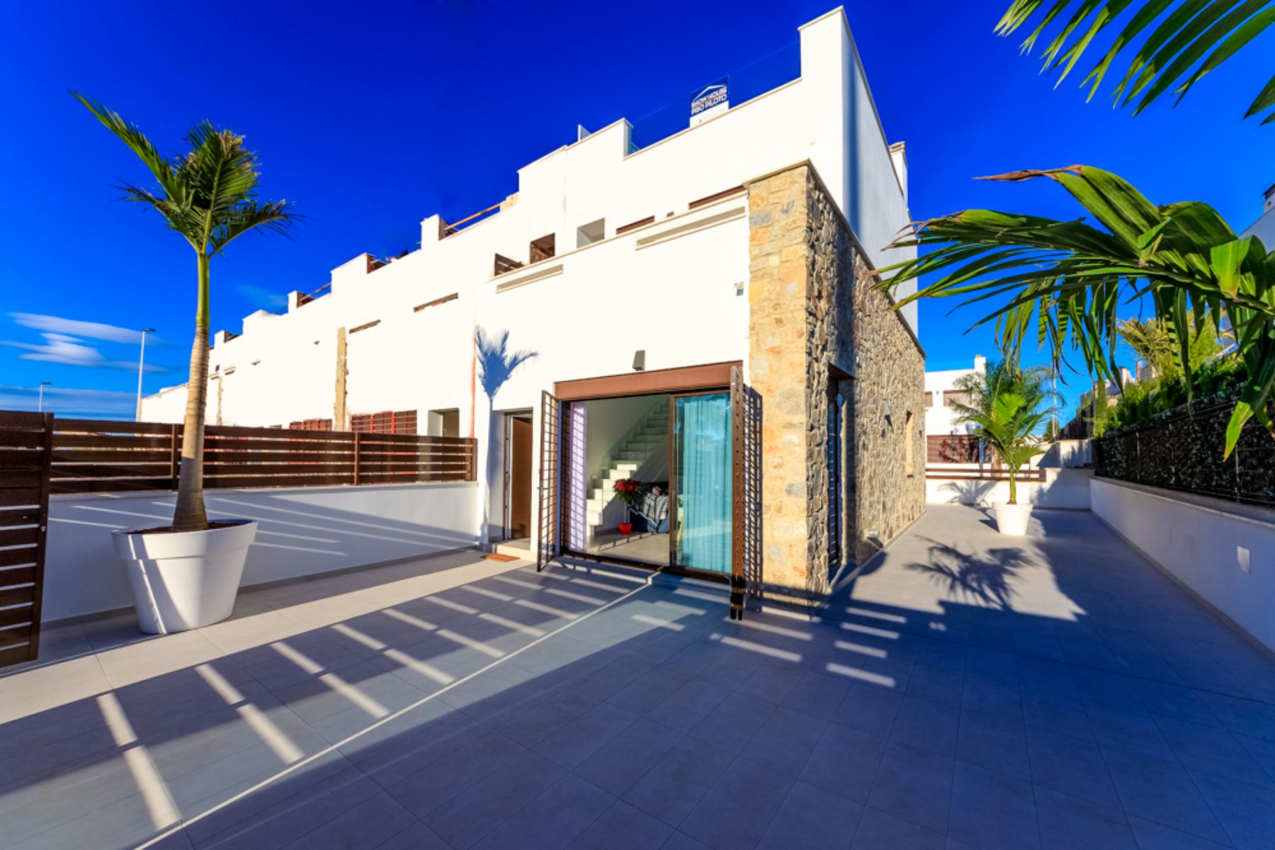 New Build 3 Bedrooms Townhouses with Solarium For Sale in Torrevieja